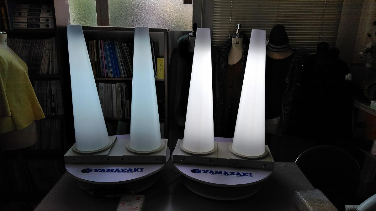 ニット検品機(右側100V・LED).JPG